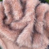 PEACH BLOSSOM - Luxury Faux Fur - 2021 Range