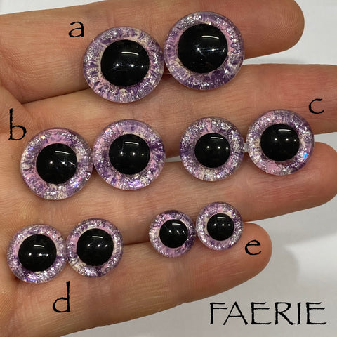 Hand Painted Eyes - Faerie