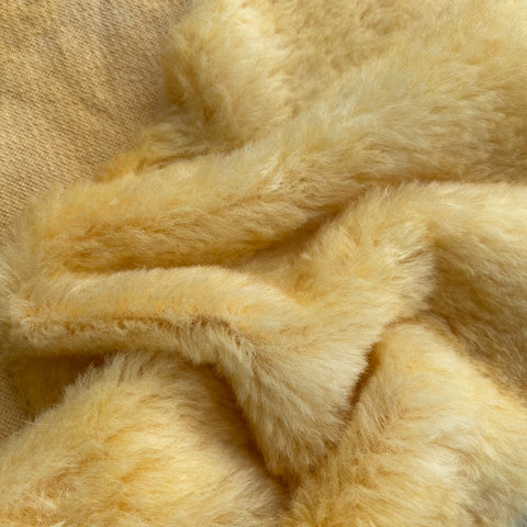 Medium Alpaca  - Hand Dyed Tuscan Sun - Fat 1/8m  - JAN014