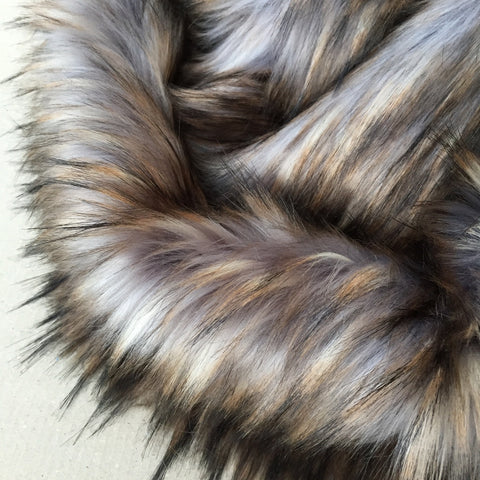 Eclipse - Long Silky Faux Fur