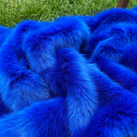 ADMIRAL - Luxury Faux Fur - 2021 Range