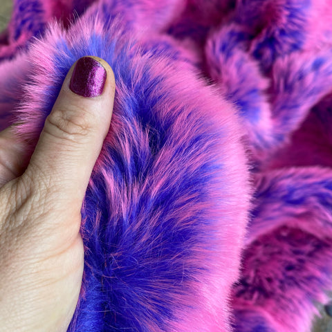 WHIFFLE POP - Luxury Faux Fur - 2021 Range