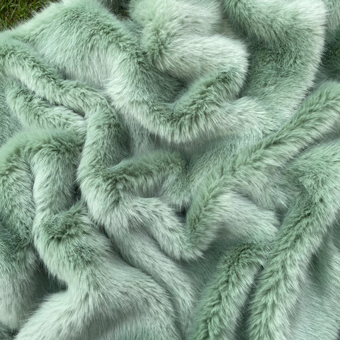 LICHEN - Luxury Faux Fur - 2021 Range