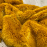 TUSCAN SUN - Luxury Faux Fur - 2021 Range