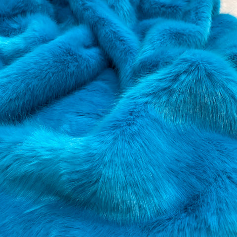 FOREVER BLUE - Luxury Faux Fur - 2021 Range