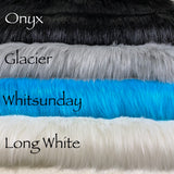 GLACIER - Luxury Faux Fur - 2021 Range