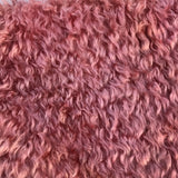 Kid Mohair - Hand Dyed RUSSET - Fat 1/8m - JAN059