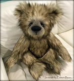 Jeremiah - 28in Deluxe Faux Fur Artist Bear by Emmas Bears - OOAK