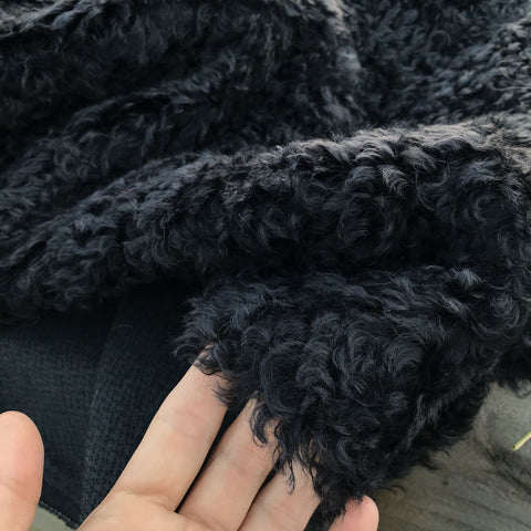 Licorice - Kid Mohair