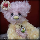 Pippi - 9in mohair Artist Bear by Emmas Bears