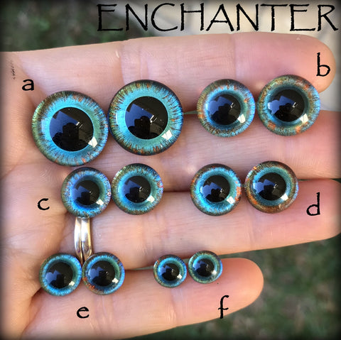 Hand Painted Eyes - ENCHANTER