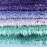 Bianca Mohair - Hand Dyed Teal - Fat 1/8m - OCT020