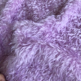 Bianca Mohair - Hand Dyed Lilac - Fat 1/4m - OCT136
