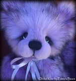 "KITS - 14"" Orchid Kiss faux fur bear"