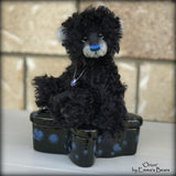 "Orion - 6.5"" Kid Mohair Artist Bear by Emma's Bears - OOAK"