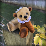 "Digital PATTERN - 4"" Ariani mini bear"
