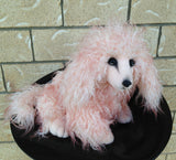 English Rose - Extra Curly Mongolian Style Faux Fur