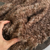 Curly Kid Mohair - Hand Dyed Chocolate Box - Fat 1/4m - OCT010