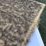 Cathay Spice - curly tipped ratinee mohair