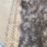 Marzipan - curly tipped ratinee mohair