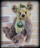"Digital PATTERN - 14"" Old Style Jonah Bear"