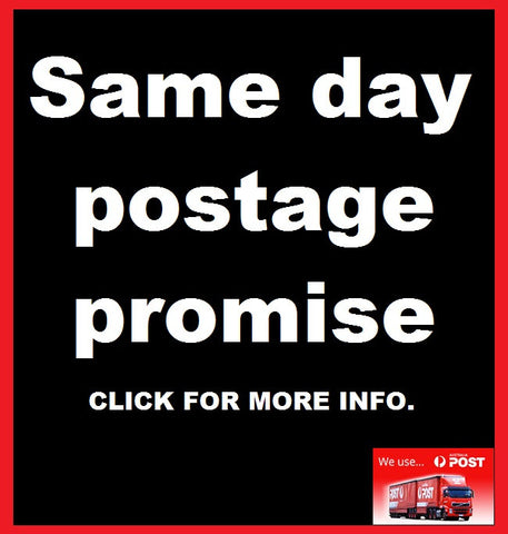 Same Day Postage