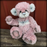 "Scout - 12"" Hand dyed artist Easter Bear by Emma's Bears - OOAK"
