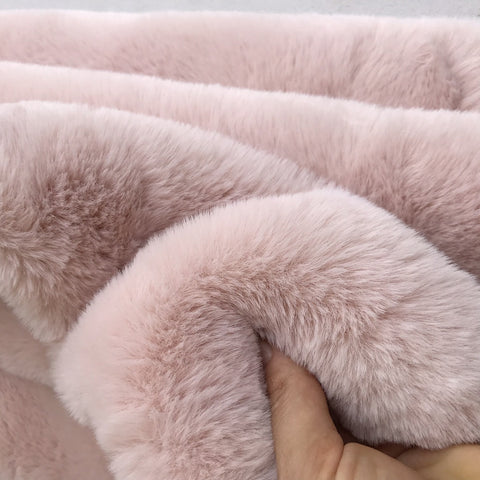 Silky Lotus - Powder Soft Faux Fur