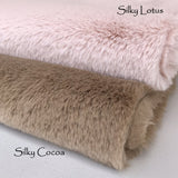 Silky Cocoa - Powder Soft Faux Fur