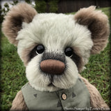 Soren Sawyer - 21in MOHAIR Artist toddler style Bear by Emma's Bears - OOAK