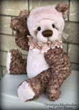 "Digital PATTERN - 20"" Alivea Bear"