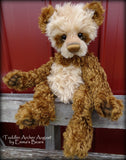 Toddler Archer August - 22in MOHAIR Artist toddler style Bear by Emmas Bears - OOAK