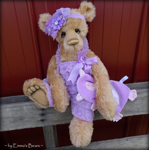 "Digital PATTERN - 21"" Belarius Bear"