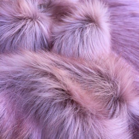 Whimsy Rouge - Tipped Faux Fur - 2K17