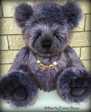 "KITS - 33"" William JUMBO faux fur bear"