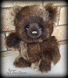 "Digital PATTERN - 9"" Willa/Attila duo bear/bunny design"