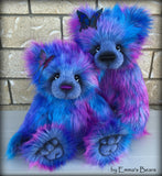 "Digital PATTERN - 16"" Lyric bear (make 3 different bears from one pattern)"