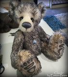 Claude - 17IN mohair bear by Emmas Bears - OOAK