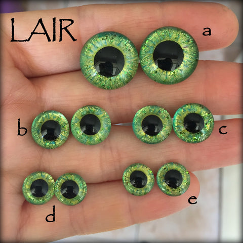 Hand Painted Eyes - Lair