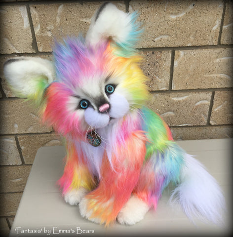 "PATTERN - 15"" Life size Cat"
