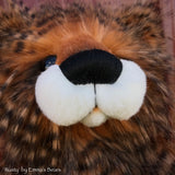"Rusty - 16"" faux fur Artist Bear by Emma's Bears - OOAK"