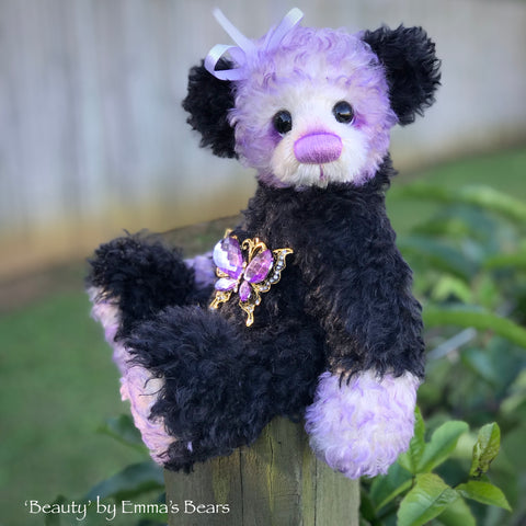 "KITS - 12"" Beauty Kid Mohair Bear"