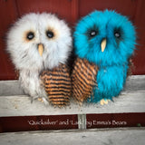 KITS - Life size OWL - two colour options
