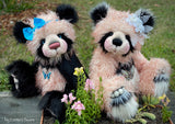 "Marisella - 23"" faux fur artist bear by Emmas Bears - OOAK"