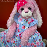 "Digital PATTERN - 21"" Toddler Bunny"