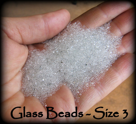 Bead Stuffing (Glass & Steel Shot) - 400g