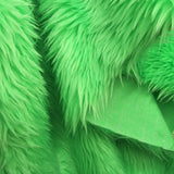 Green Eyed Monster - Faux Fur