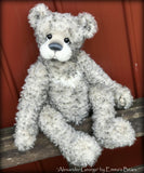 Alexander George - 22in MOHAIR Artist toddler style Bear by Emmas Bears - OOAK