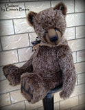 "Digital PATTERN - 33"" Jumbo Bear"