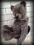 Hudson - 31in MOHAIR Artist Bear by Emmas Bears - OOAK